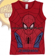 SPIDERMAN ASKILI TSHIRT