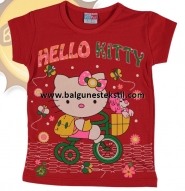 HELLO KİTTY KIZ TSHIRT 2/8 YAŞ