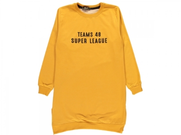 TEAMS BASKILI BAYAN TUNİK M/XL  - M,L,XL Yaş