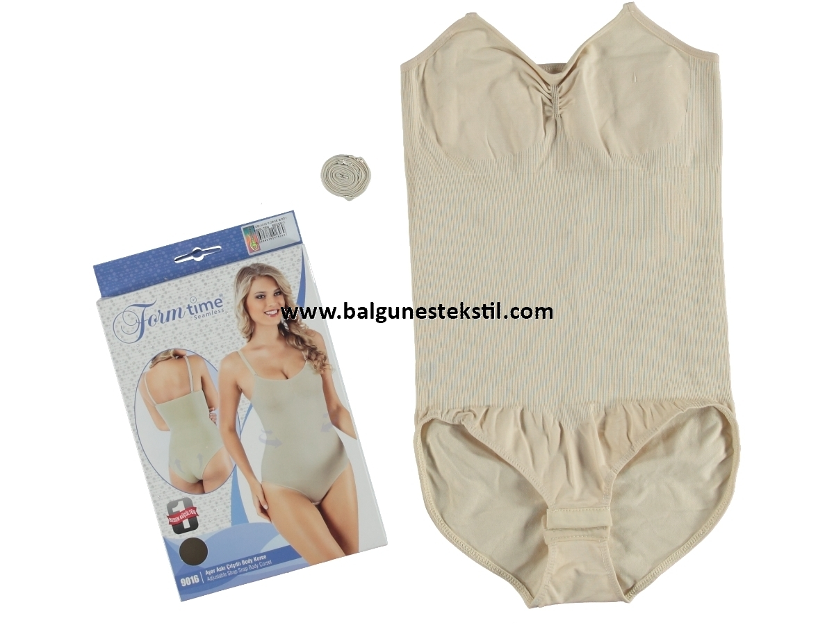 XL TEN KORSELİ BODY